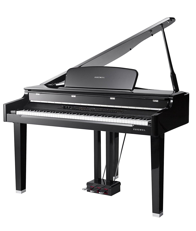 Kurzweil IEH200W Mini-Grand Piano